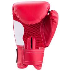 Перчатки боксерские Rusco 4-10oz, синие/красные