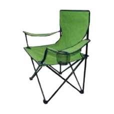 Кресло складное DW-2009H с подлокотниками/подстаканниками
