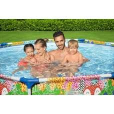 Каркасный бассейн Bestway 5612F, 274х66 см