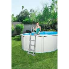 Каркасный бассейн Bestway Hydrium Pools 56574, 360х120 см, полный комплект с песч. насосом