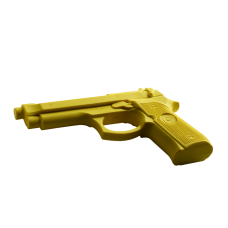 Макет пистолета тренировочный