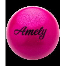 Мяч для художественной гимнастики AGB-103 15 см