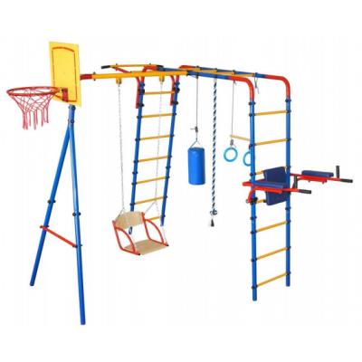 Купить уличный детский спортивный комплекс серии «ЮНЫЙ АТЛЕТ» ПЛЮС
