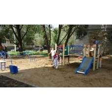 Детский игровой комплекс «Карапуз» ДИК 003 H=750