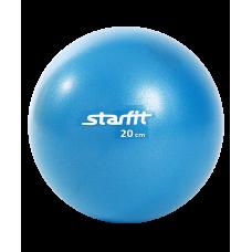 Мяч для пилатеса GB-901, 20 см, синий
