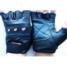 Перчатки ОМОН кожа