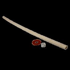 Макет меча Бокен, белый дуб