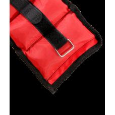 Утяжелители WT-401 1 кг, красный