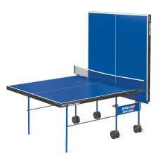 Теннисный стол Start line Game indoor blue