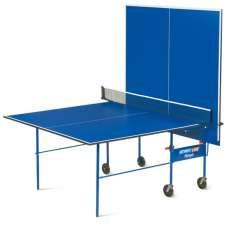Теннисный стол Start line Olympic blue с сеткой