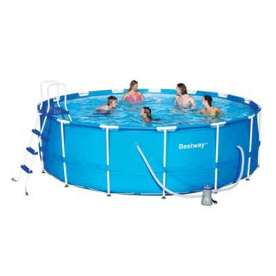 Купить бассейн Bestway арт. 56088 (полный комплект) 3.66 x 1.22 м