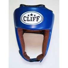 Шлем боксерский открытый (FLEX) синий