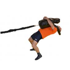 Манекен - «корпус» с крюком из спецтента пвх 950 гр/м