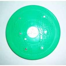 Диск здоровья пластмассовый 801 зеленый