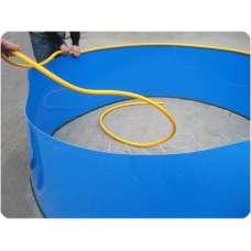 Купель пластиковая 1.7 х 1.0 м