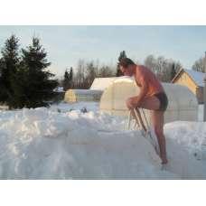 """Бортовой каркасный бассейн """"Онтарио"""" 3.4х1.0 м"""