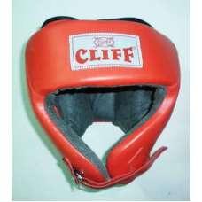 Шлем боксерский pvc открытый